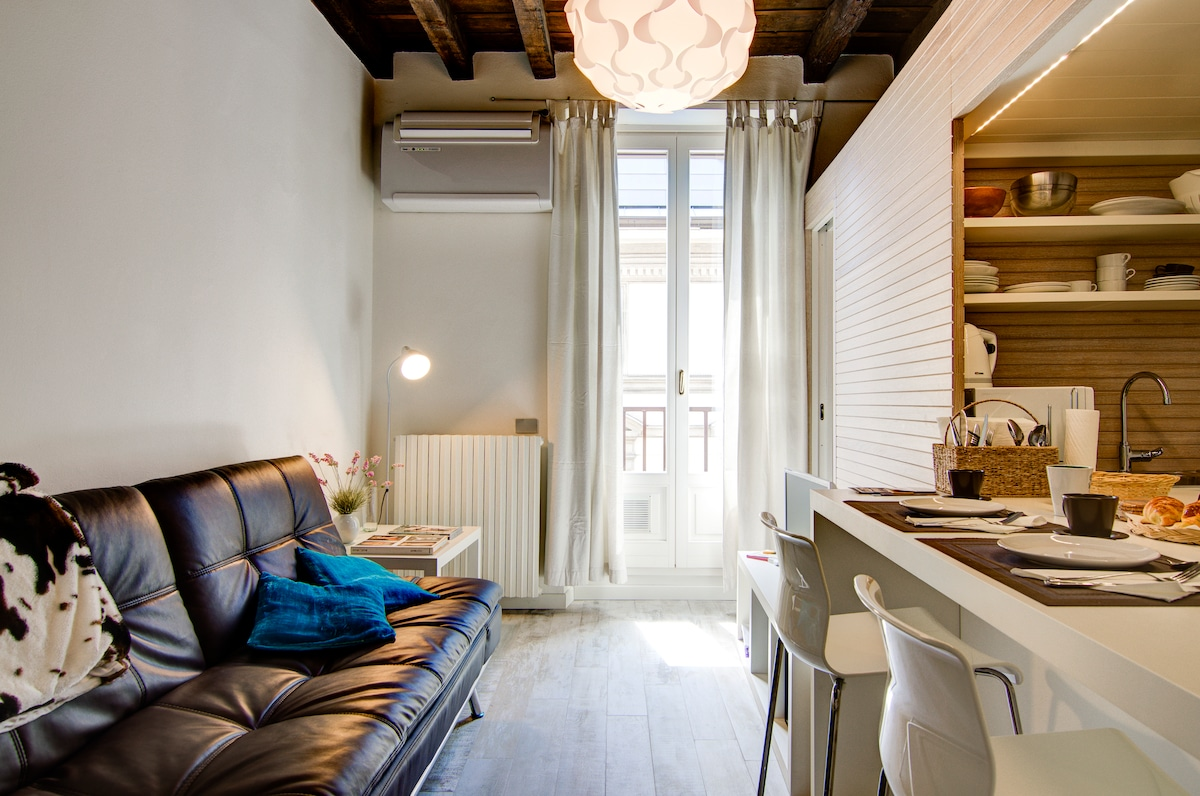 Design in the heart of Milan