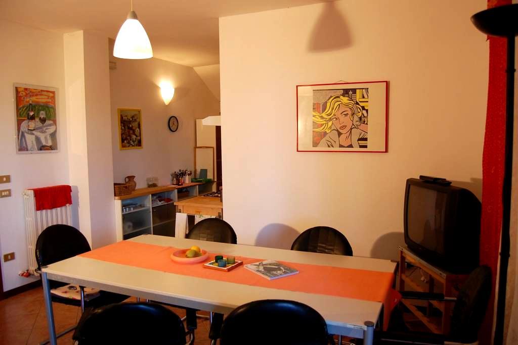 Genießen am südlichen Gardasee - Portese - Apartamento