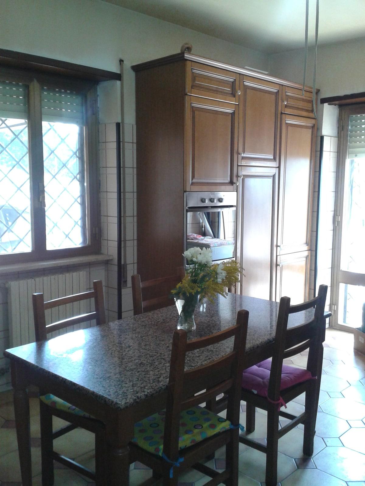 Double Room at Castel Gandolfo