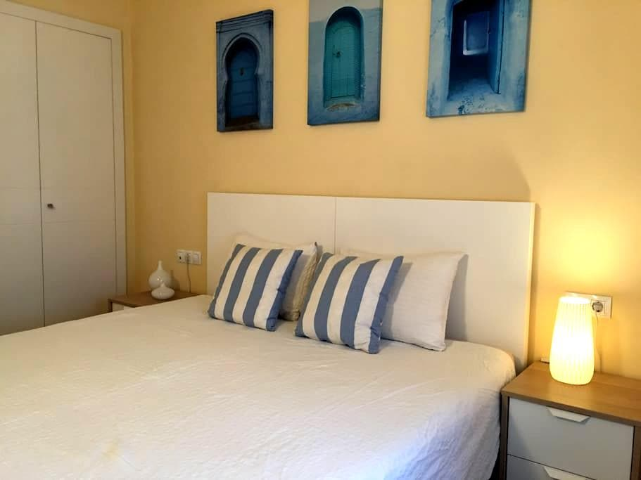 Cozy room in the city center - Girona - Apartamento