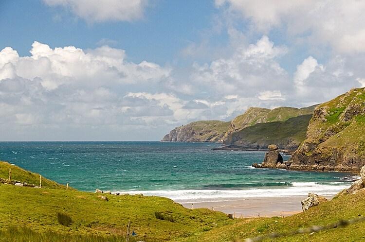 Local Beach at Muckross