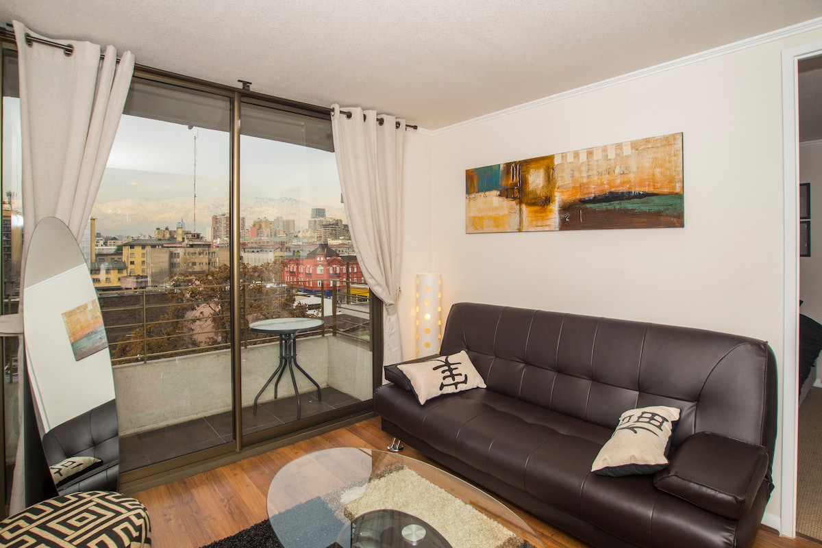 Great Apartment in Downtown