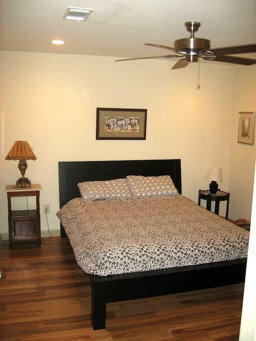Downstairs suite w/ Priv entrance - Dawsonville - Casa