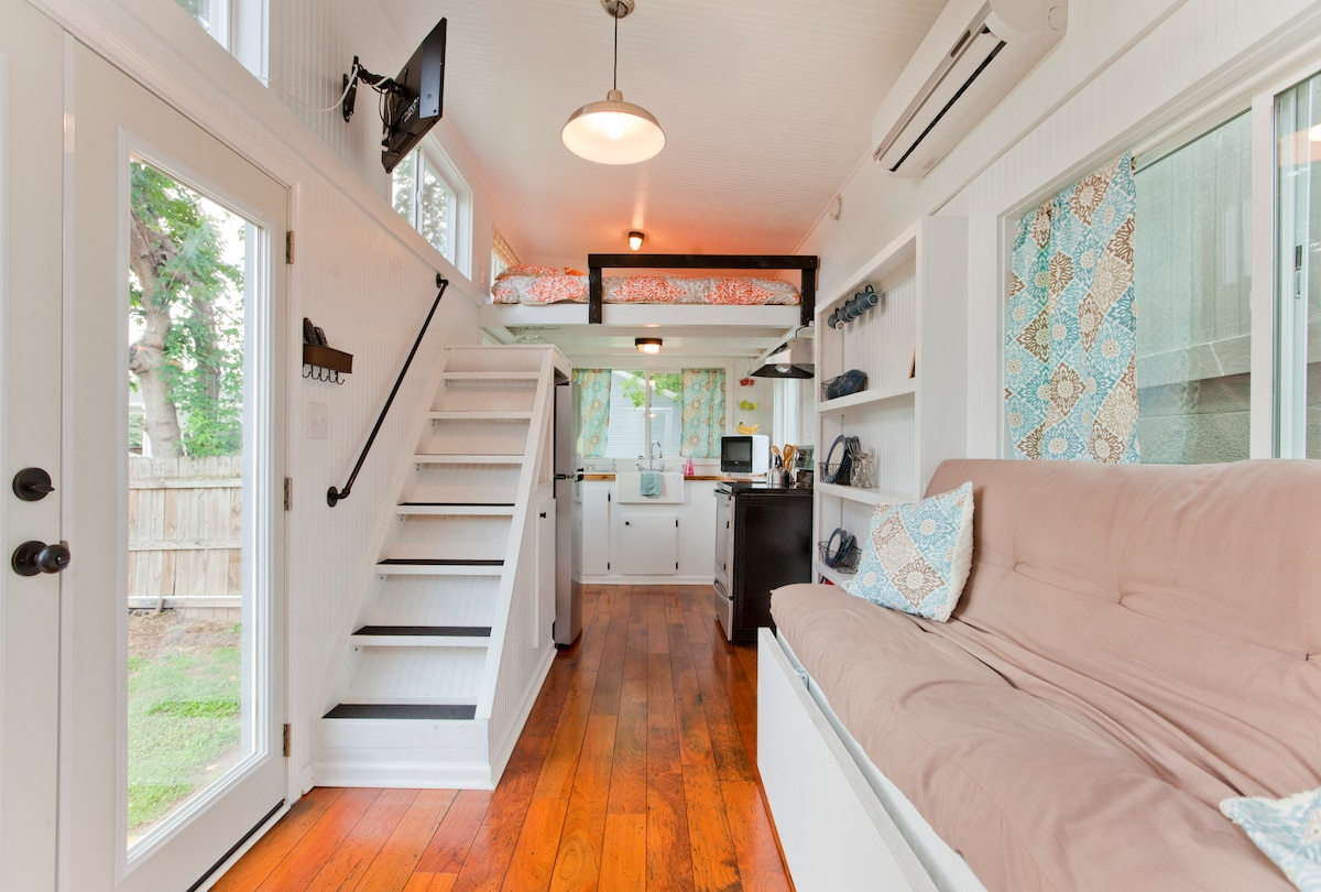 Music City's Tiny House!