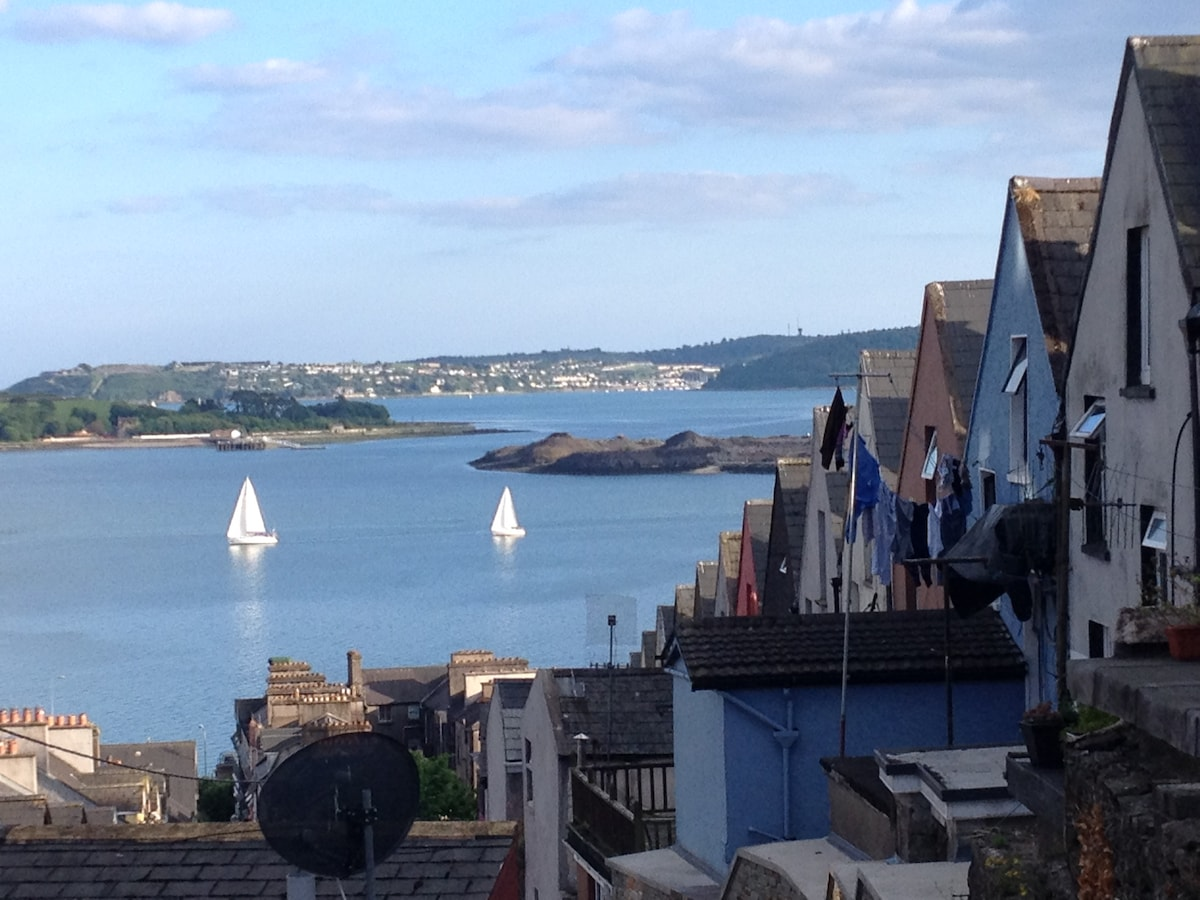 Fantastic View in Cobh!