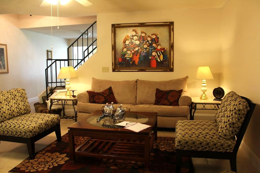 Summer Hill Cottage Orlando/Casselberry, Florida - Casselberry - Apartment