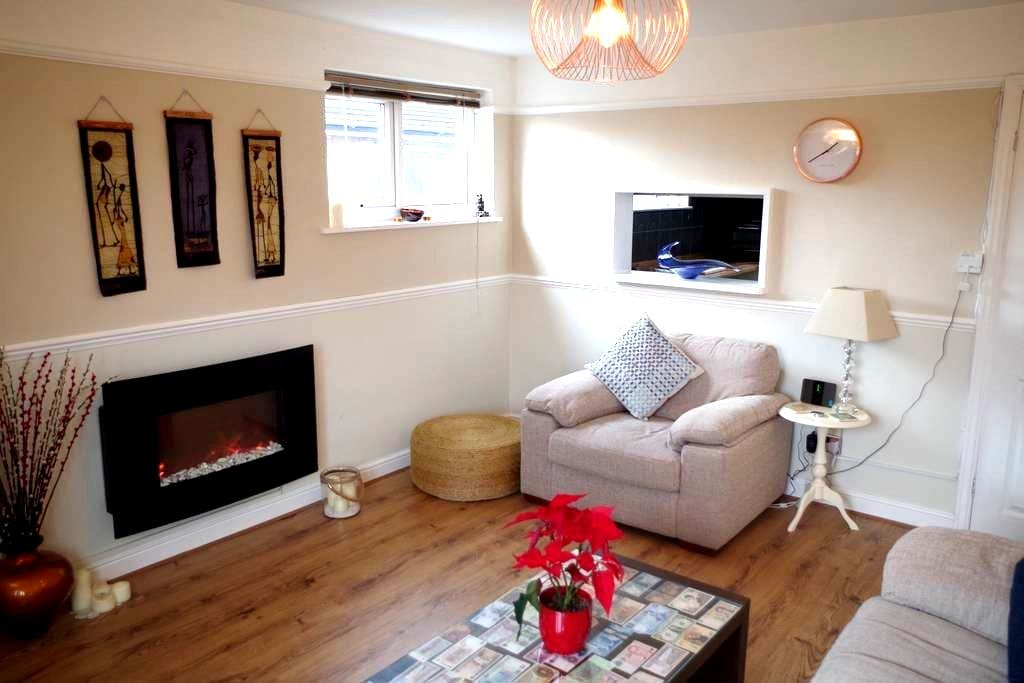 Comfy bright Apt, Inside City Walls - York - Flat