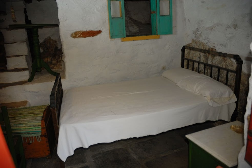Markos' room