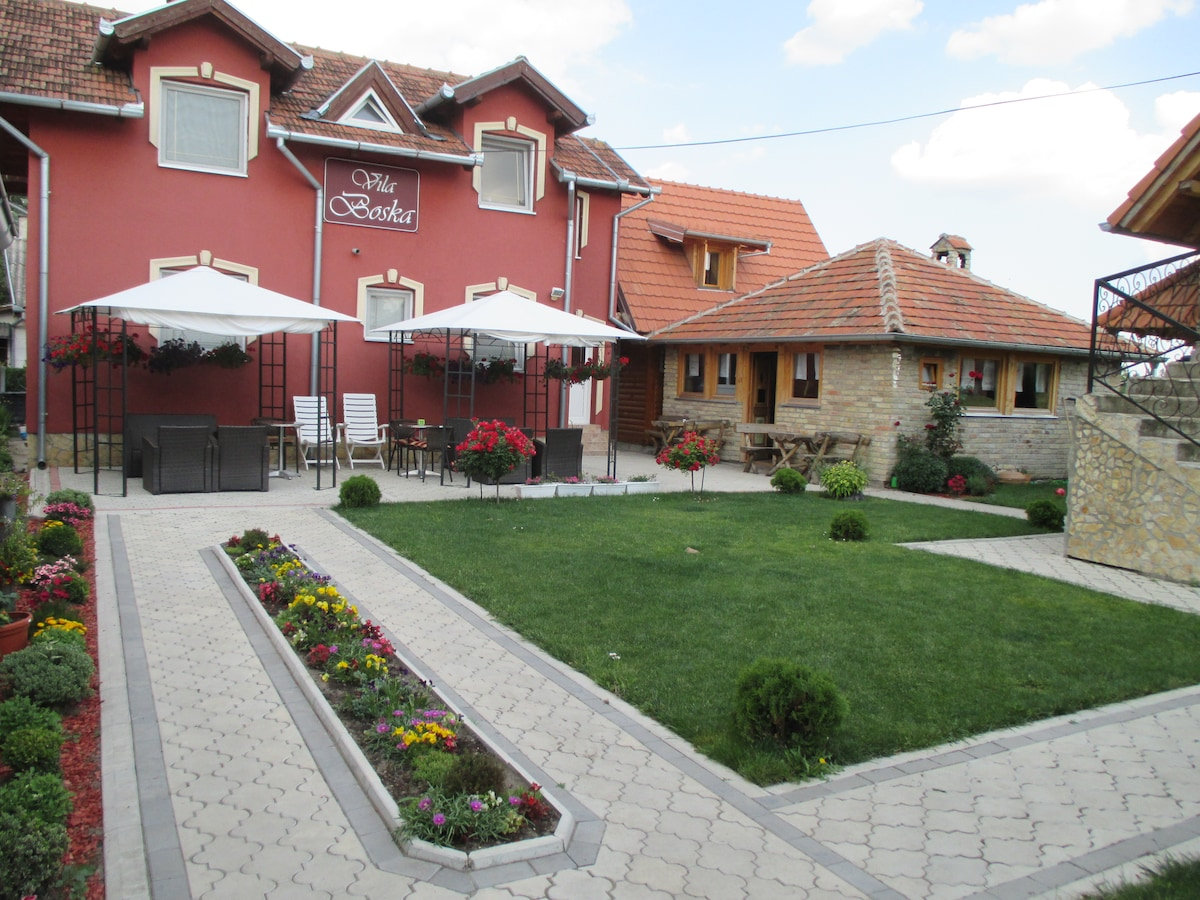 Vila Boska Palic Yard 2