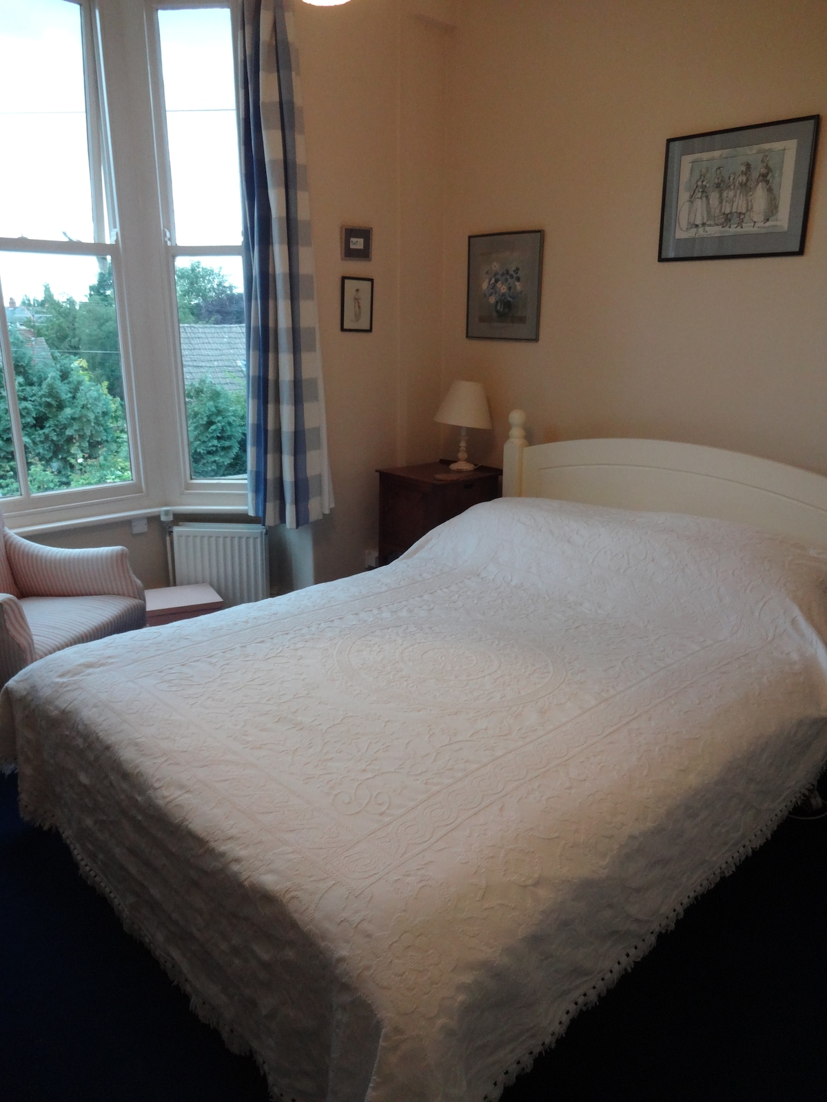 Double room in Ripon for Le Tour