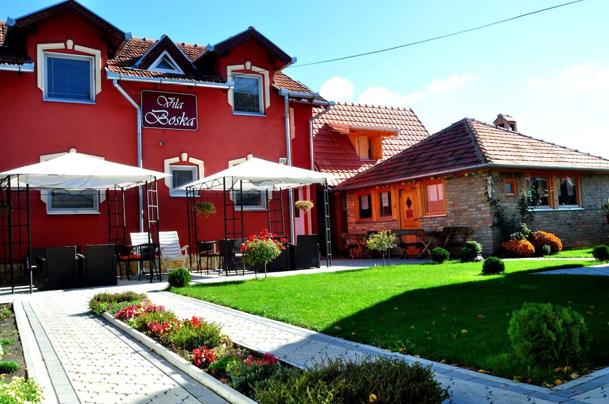 Vila Boska Palic Exterior Day 1