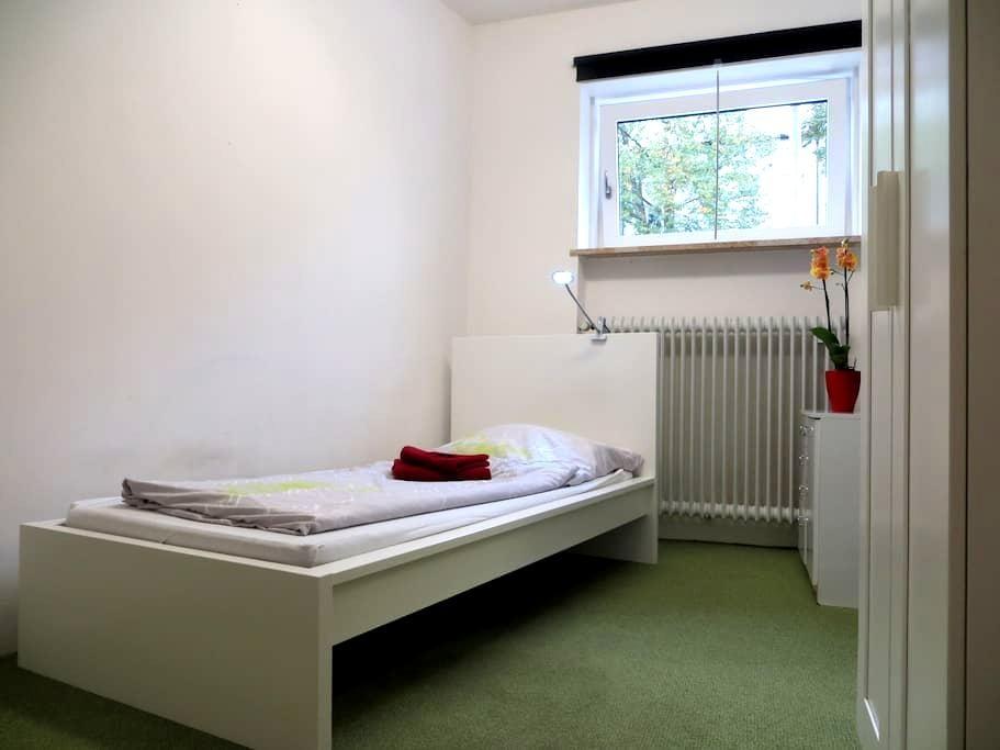 Privatzimmer zw. Uni u. Altstadt E1 - Regensburg
