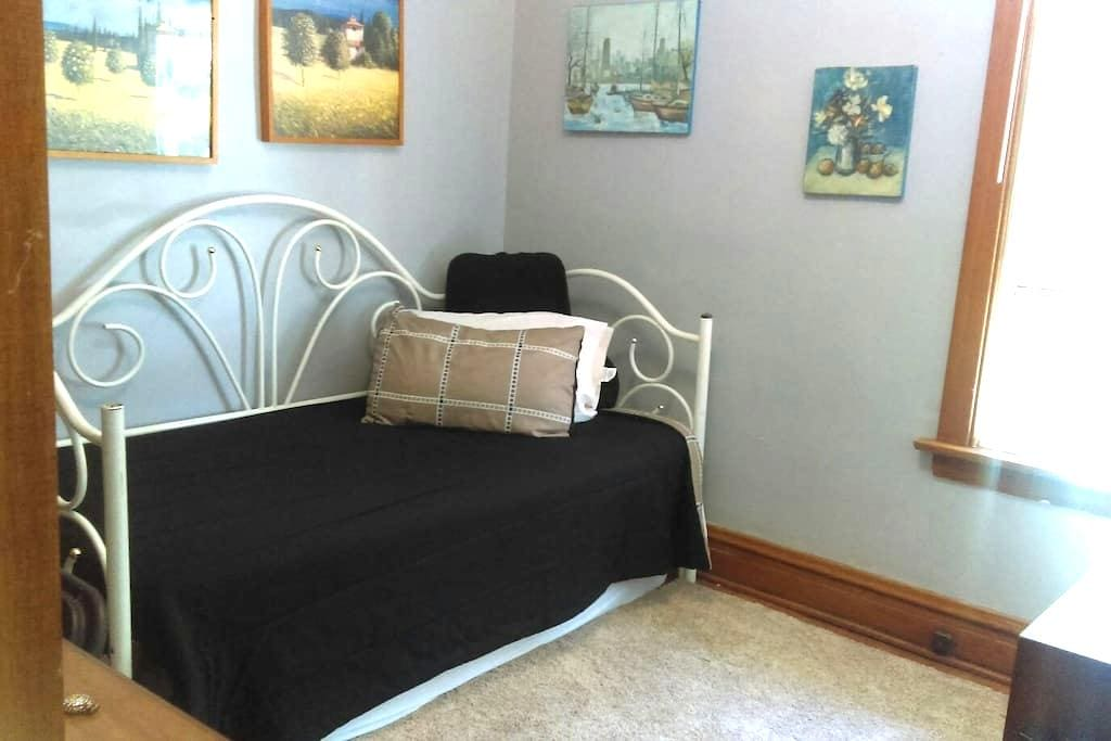 3Backpacker's Dream. Lockable Door! - Oak Park - House
