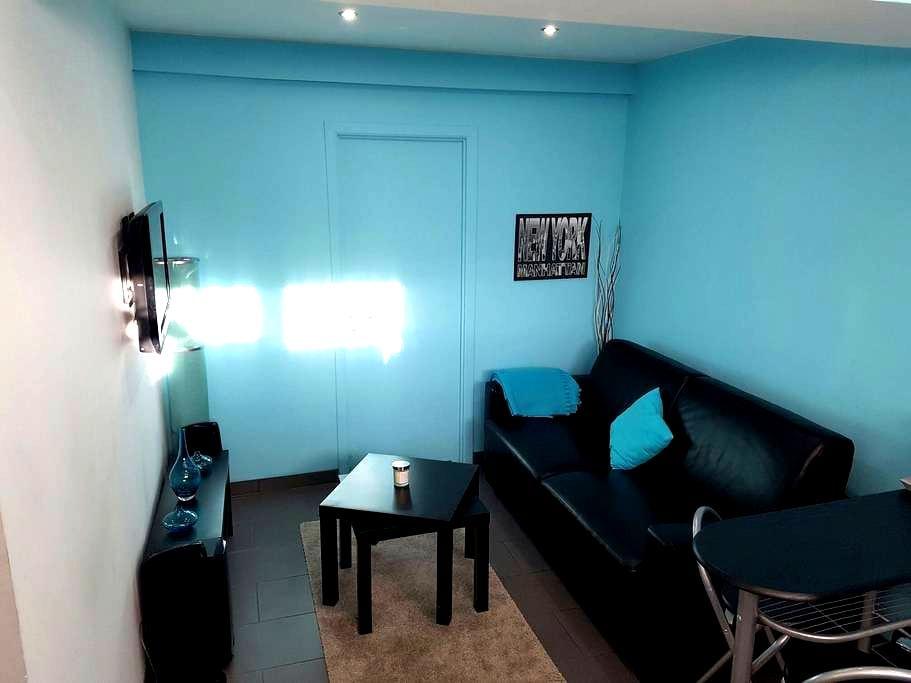 Beau studio.....lumineux,propre... - Wemmel - Apartment