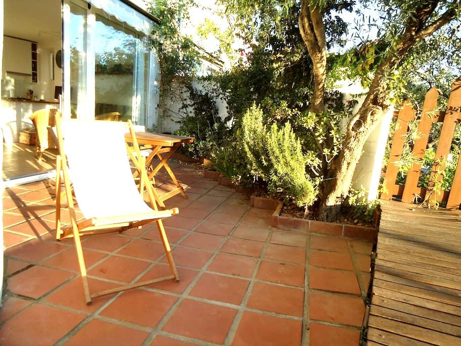 Ample patio+ Sea view -Lovely flat! - Cadaqués - Apartment