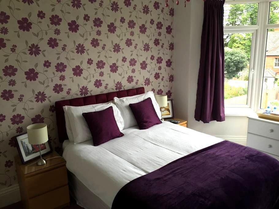 Double Room - Near City Centre - Newport - Dom