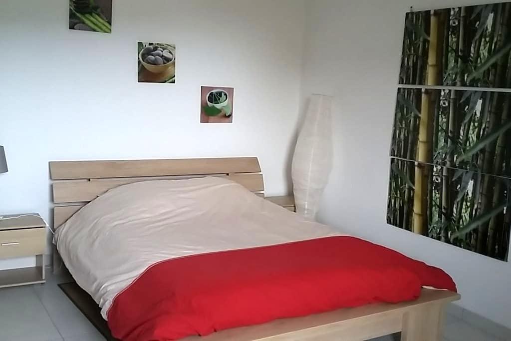 Chambre Privée dans une maison rénovée - Plérin - House