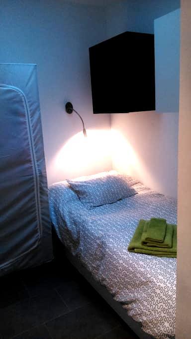 Habitación individual con baño - Torrent