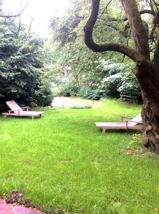 Ruheoase, Wellness und Landleben - Geestland , Elmlohe - Apartment