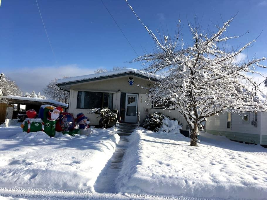 spend a night at Nana's house - Cranbrook - Dom
