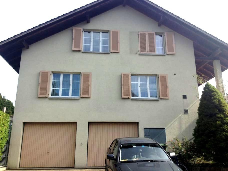 Big 24m2 room - Zell - Casa