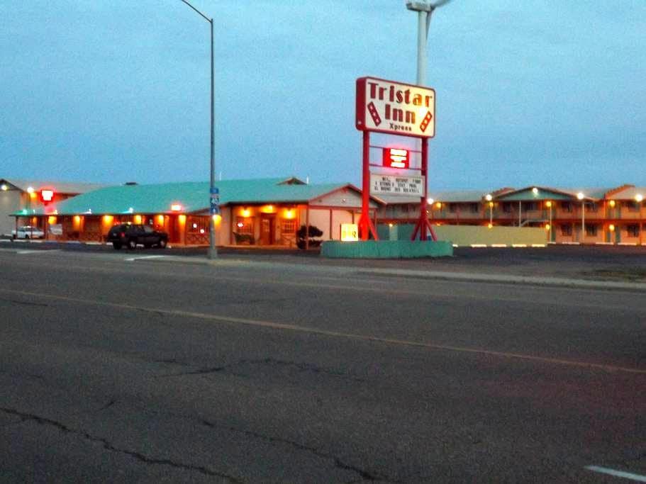 An Original ROUTE 66 Business - Tucumcari - Другое