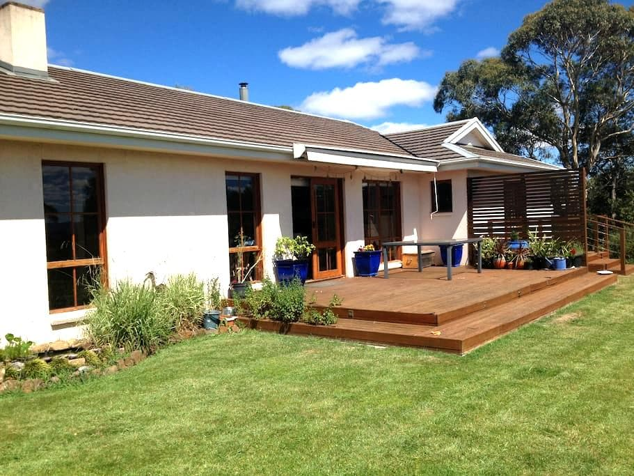 Relaxing, rural, close to airport - Devon Hills - Rumah