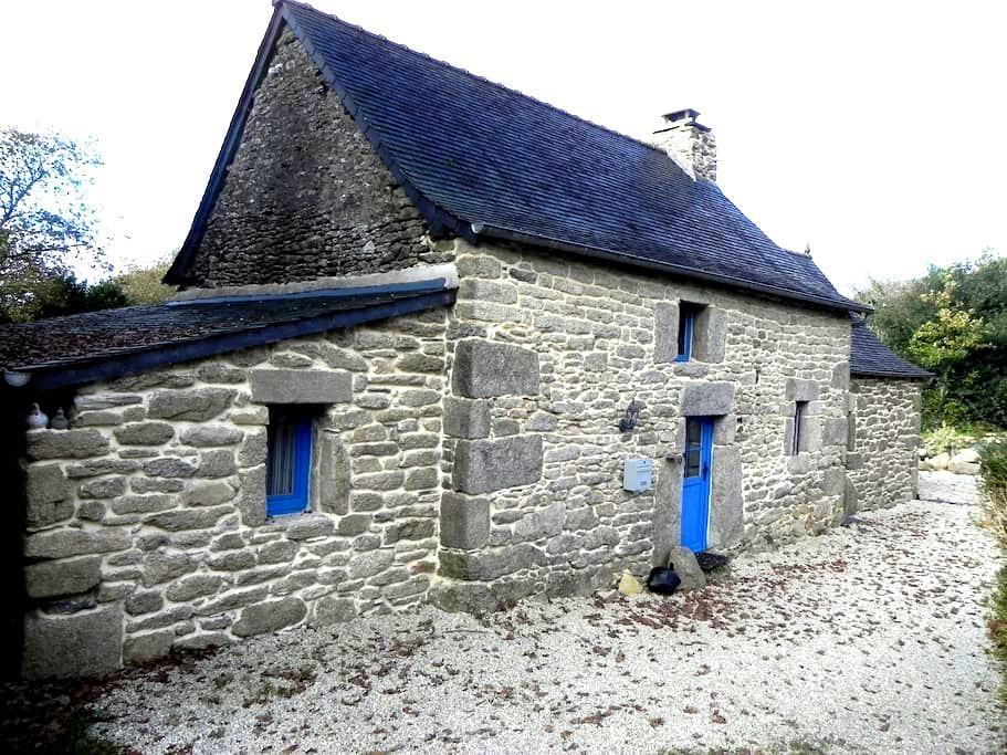 Maison de charme et de caractère - La Feuillée - Haus