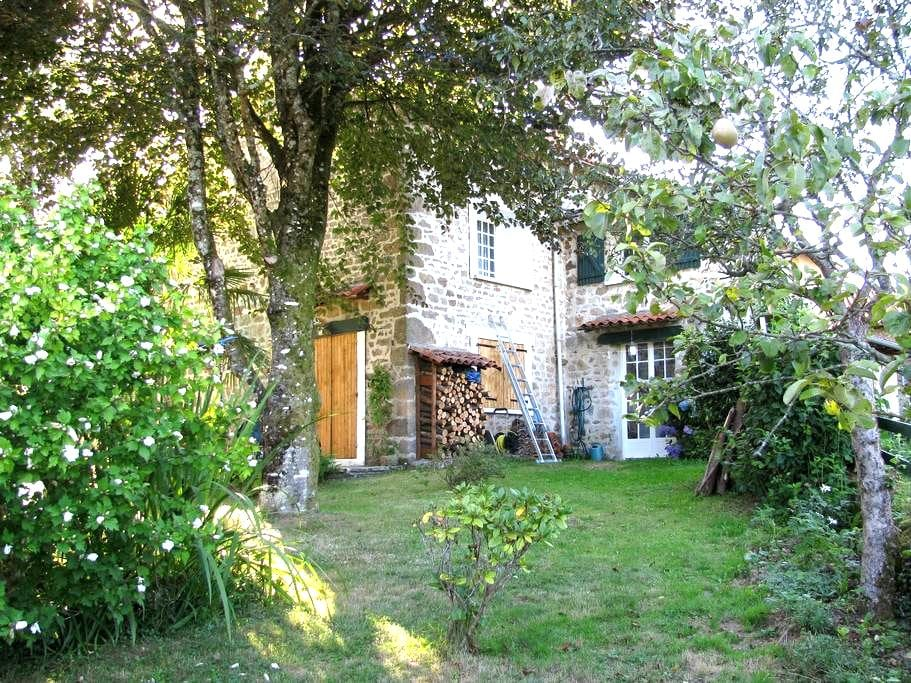 Beautiful Cottage/Gite Compreignac,Haute Vienne FR - Compreignac - Σπίτι