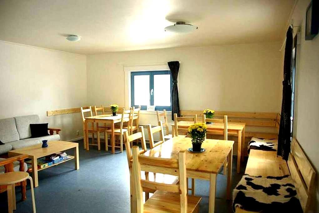 Bjørkly Lodge - Geilo  ROOM 4. - Hol - Dorm