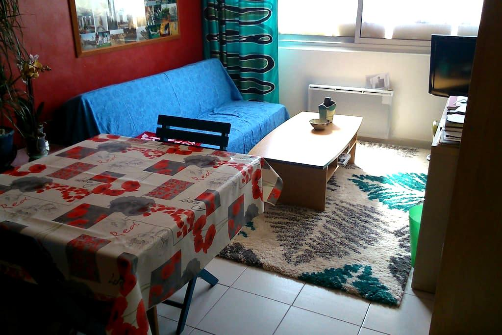 JOLI T1 A BIVER - Gardanne - Apartment