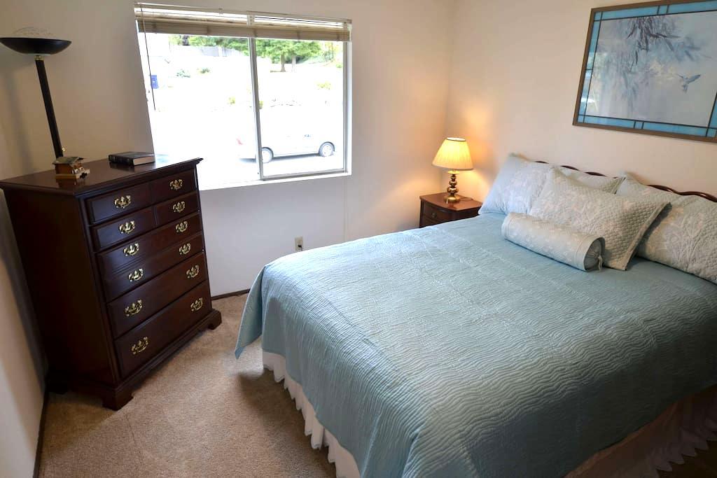Mukilteo - Private Bedroom w/ Bath - Mukilteo - Talo