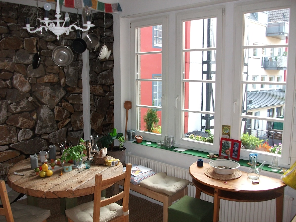 Rent whole flat in central Cologne