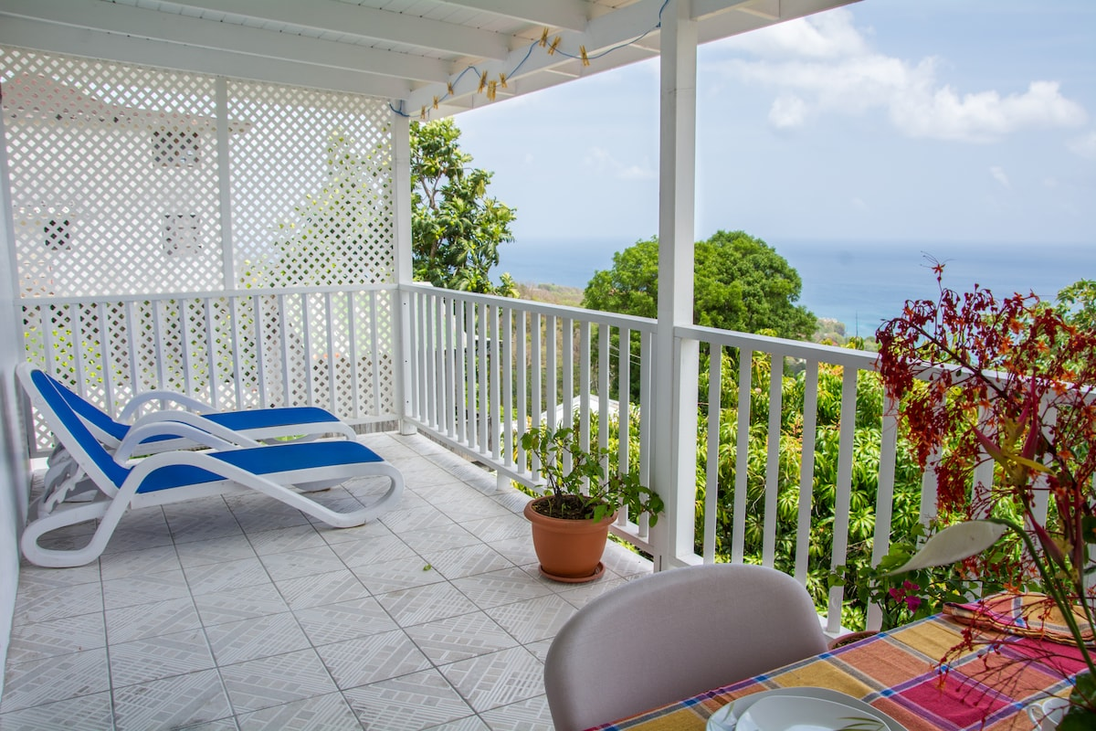 The Morne Seaview Apartment Number3