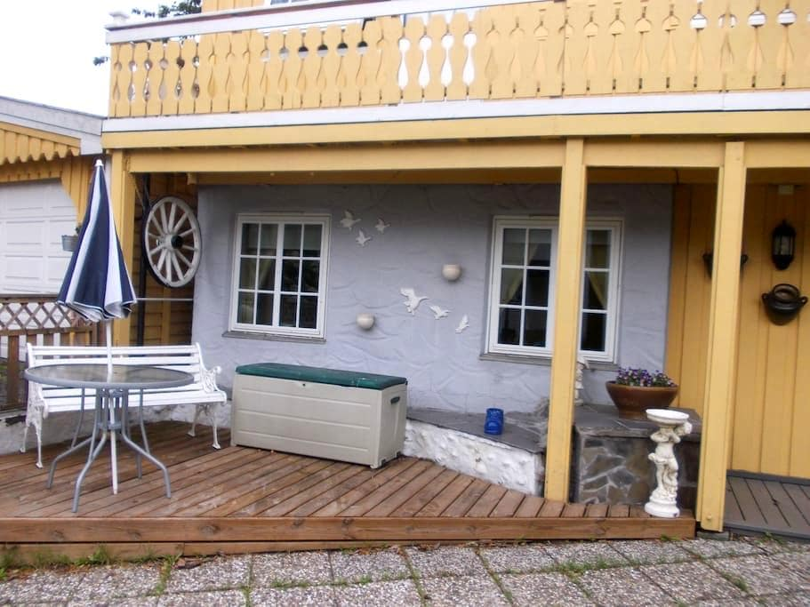 Small flat,  close to the beaches. - Sandefjord - Leilighet