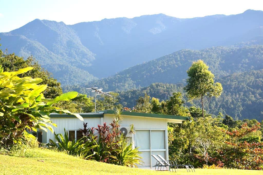 Bella Vista Cottage - Mirriwinni - Dům pro hosty