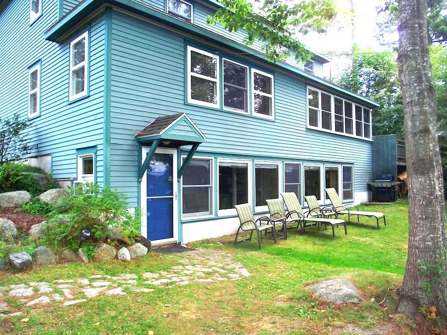 SeaCat's Rest Oceanside Suite - Lamoine - Appartamento