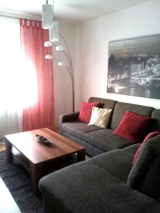 Schöne Wohnung in Saarlouis - Saarlouis - Lejlighed