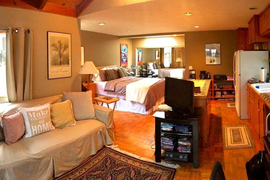 Enchanting Palisades/Santa Monica Guest House - Pacific Palisades - Casa de hóspedes