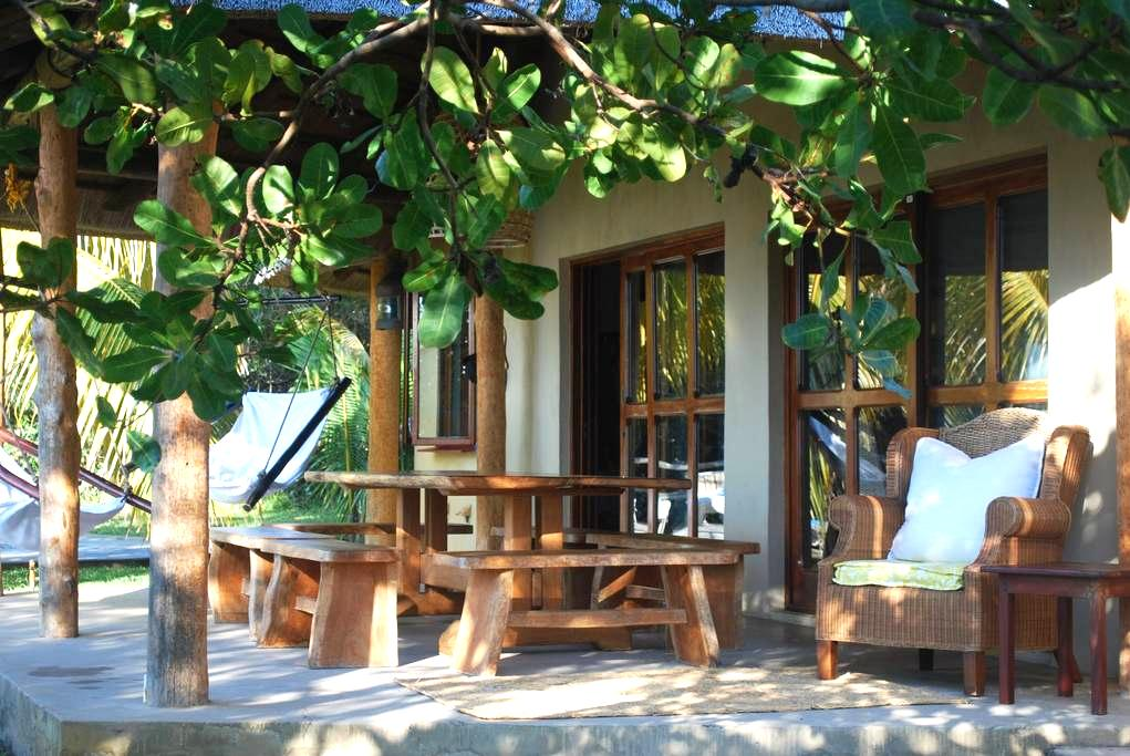 Gorgeous tropical beach villa - Vilankulos