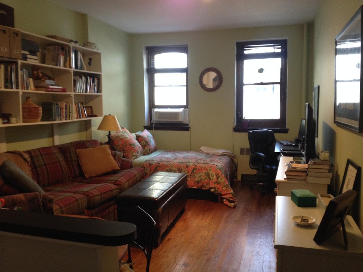 Charming West Village Studio!
