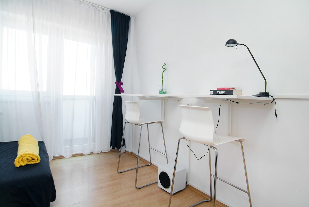 Standing desks are excellent for your back