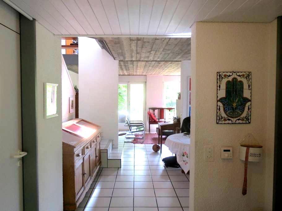 Lovely house close to center, Berne - Muri bei Bern - 獨棟