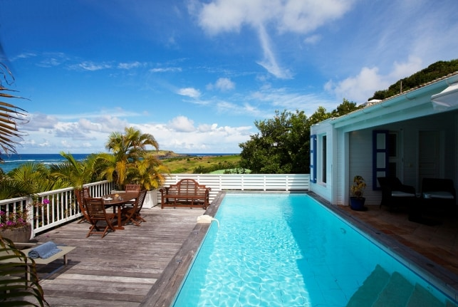 Relax 4 free in St Barth in Sep/Oct
