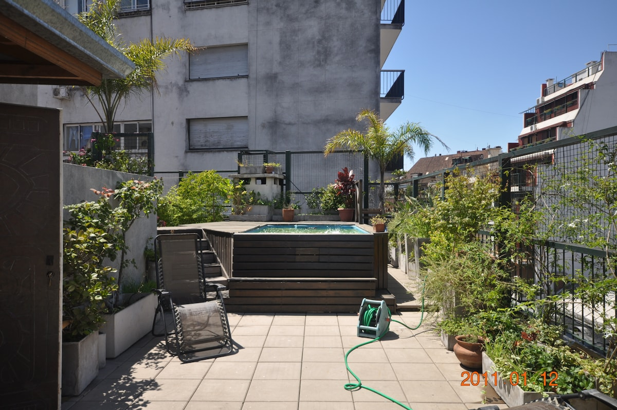 Small private pool 2, x 3 m