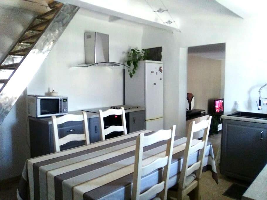 Appartement T2 entre Aix en Provence et Cadarache - Peyrolles-en-Provence - Daire