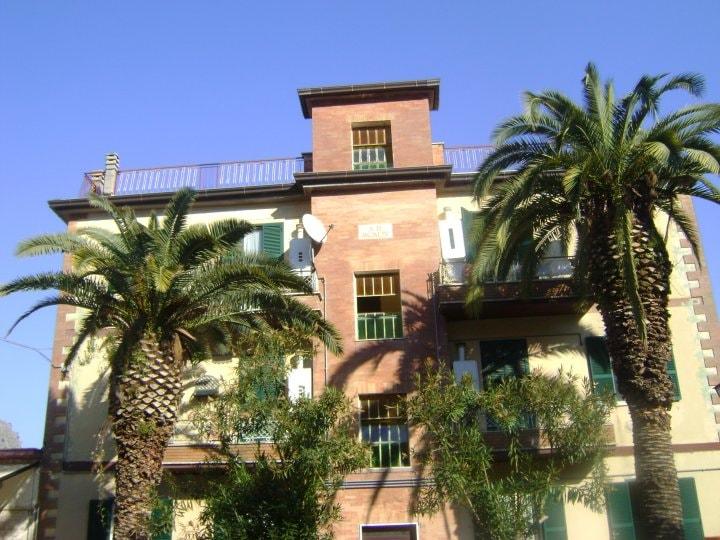 Esperia near Rome and Naples