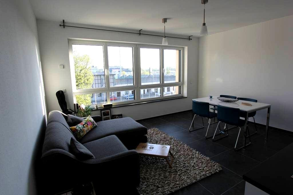 Cosy & light apartment walking distance to center - Luxembourg - Apartamento
