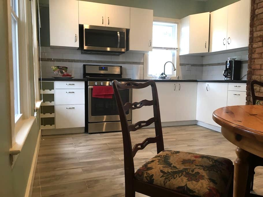 Welcome - Cleveland - Apartment