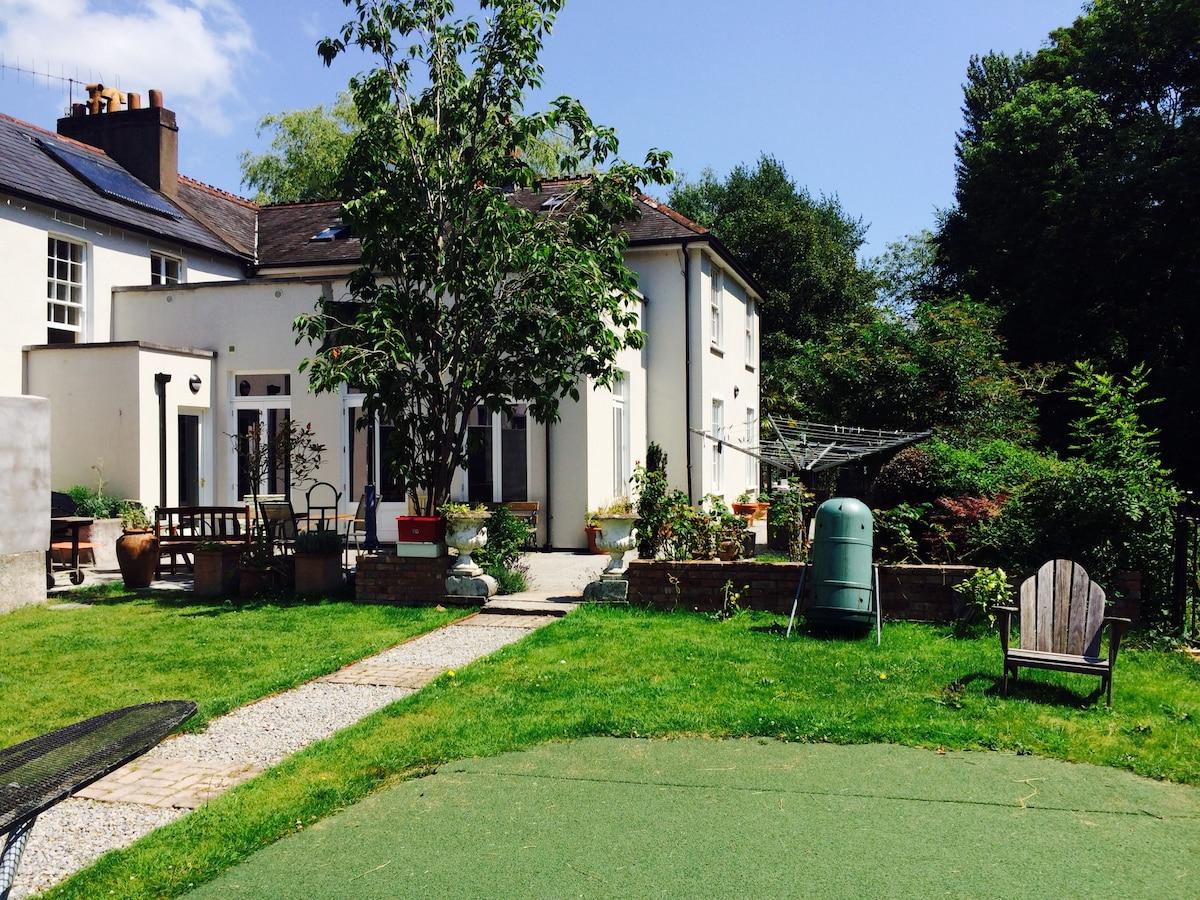 Georgian House near UCC Cork